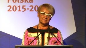 Henryka Bochniarz Prezydent Konfederacji Lewiatan Polska 2015-2025. Jaka polityka przemysłowa? Najważniejsze wyzwania fot. ŚWIECZAK
