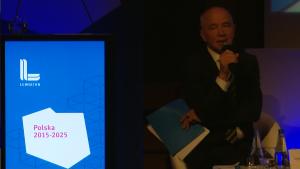 Lech Pilawski, Dyrektor Generalny Konfederacji Lewiatan Polska 2015-2025. Jaka polityka przemysłowa? Najważniejsze wyzwania fot. ŚWIECZAK