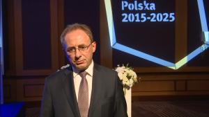 Jerzy Pietrewicz Sekretarz Stanu w Ministerstwie Gospodarki Polska 2015-2025. Jaka polityka przemysłowa? Najważniejsze wyzwania fot. ŚWIECZAK