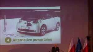 Jens Ocksen Europejska Motoryzacja – cele, wyzwania, możliwości fot. ŚWIECZAK