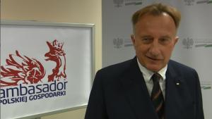 Marek Goliszewski Prezes Business Centre Club Ambasador Polskiej Gospodarki fot. ŚWIECZAK