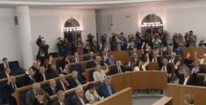 Senat: wniosek o referendum 25 października odrzucony fot.ŚWIECZAK