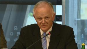 Mieczysław Nogaj Dyrektor Departamentu Polityki Handlowej MG XIII Międzynarodowa Konferencja Nafta-Gaz-Chemia 2015 Fot. ŚWIECZAK