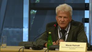Marek Pietrzak Prezes, Stowarzyszenie Niezależnych Operatorów Stacji Paliw Delfin XIII Międzynarodowa Konferencja Nafta-Gaz-Chemia 2015 Fot. ŚWIECZAK