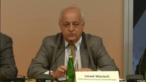 Leszek Wieciech Prezes, Dyrektor Generalny Polska Organizacja Przemysłu i Handlu Naftowego XIII Międzynarodowa Konferencja Nafta-Gaz-Chemia 2015 Fot. ŚWIECZAK