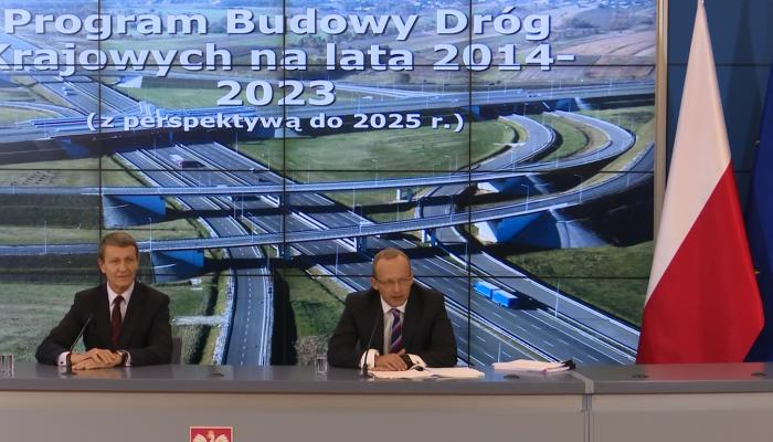 Rząd przyjął Program budowy dróg krajowych na lata 2014-2023, warty 107 mld zł fot. ŚWIECZAK