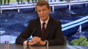 Andrzej Czerwiński Minister skarbu państwa Rząd przyjął Program budowy dróg krajowych na lata 2014-2023, warty 107 mld zł fot. ŚWIECZAK