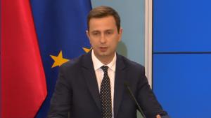 Władysław Kosiniak-Kamysz Minister pracy i polityki społecznej Rząd przyjął wstępnie projekt budżetu na 2016 rok fot.ŚWIECZAK