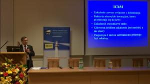 Dr hab. med. Piotr Albrecht Innowacje w systemie szczepień ochronnych – obraz Polski na tle Europy w dostępie do szczepień fot. ŚWIECZAK