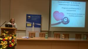 Dr Joanna Zabielska-Cieciuch Innowacje w systemie szczepień ochronnych – obraz Polski na tle Europy w dostępie do szczepień fot. ŚWIECZAK