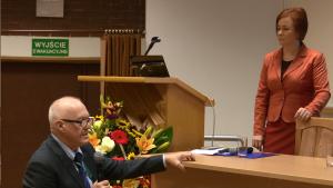 Poseł Lidia Gądek Innowacje w systemie szczepień ochronnych – obraz Polski na tle Europy w dostępie do szczepień fot. ŚWIECZAK