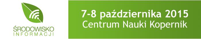 """Konferencja """"Środowisko Informacji"""" fot. ŚWIECZAK"""