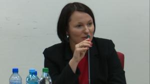 Dorota Zawadzka-Stępniak Zastępca Prezesa Zarządu, Narodowy Fundusz Ochrony Środowiska i Gospodarki Wodnej Polska koncepcja gospodarki niskoemisyjnej fot. ŚWIECZAK