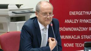 Roman Szwed Prezes Zarządu, Atende Polska koncepcja gospodarki niskoemisyjnej fot. ŚWIECZAK