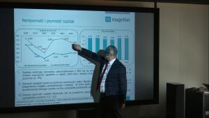 Zbigniew Wiatr, Dyrektor ds. Rozwoju Magellan S.A. Kondycja szpitali publicznych - publikujemy dane. Co to oznacza na przyszłość? fot. ŚWIECZAK