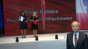 Grzegorz Kołodko Konwencja Programowa Zjednoczonej Lewicy w Warszawie fot. ŚWIECZAK