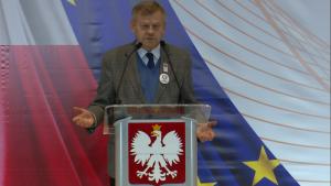 prof. dr hab. n. farm. Janusz Solski Konwencja Programowa Zjednoczonej Lewicy w Warszawie fot. ŚWIECZAK
