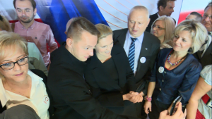 Konwencja Programowa Zjednoczonej Lewicy w Warszawie fot. ŚWIECZAK