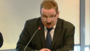 Adam Oleksy Polskie Sieci Elektroenergetyczne Inauguracja raportu REmap 2030. Perspektywy rozwoju energii odnawialnej w Polsce fot. ŚWIECZAK