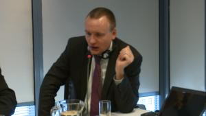 Dolf Gielen Inauguracja raportu REmap 2030. Perspektywy rozwoju energii odnawialnej w Polsce fot. ŚWIECZAK