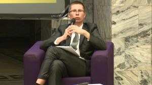 Maciej Fijałkowski Urząd m.st. Warszawy Debata #Warszawa 2030 Przestrzeń fot. ŚWIECZAK