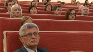 """Konferencja """"Doświadczenia z wdrażania funduszy europejskich 2007–2013 w sektorze energetyki w ramach POIiŚ"""" fot. ŚWIECZAK"""