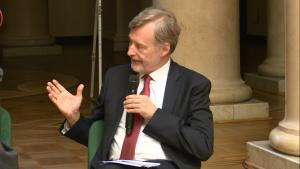 dr Marek Balicki Wolskie Centrum Zdrowia Psychicznego IV Warszawskie Forum Psychiatrii Środowiskowej fot. ŚWIECZAK