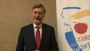 dr Marek Balicki - Wolskie Centrum Zdrowia Psychicznego IV Warszawskie Forum Psychiatrii Środowiskowej fot. ŚWIECZAK