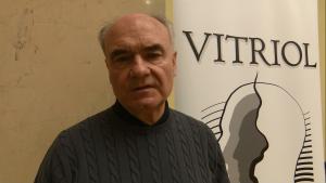 Tomasz Kot Prezes Zarządu VITRIOL IV Warszawskie Forum Psychiatrii Środowiskowej fot. ŚWIECZAK