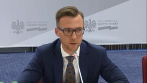 Robert Maciaszek Międzynarodowy Dzień mediacji - perspektywy rozwoju polubownych metod rozwiązywania sporów w Polsce fot. ŚWIECZAK