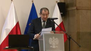 Mieczysław Twaróg Prezes Stowarzyszenia Eksporterów Polskich XIV Kongres Eksporterów Polskich fot. ŚWIECZAK
