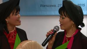 5-ta Rocznica powstania Instytutu Nauki i Kultury Wietnamskiej w ALMAMER Szkole Wyższej w Warszawie fot. ŚWIECZAK