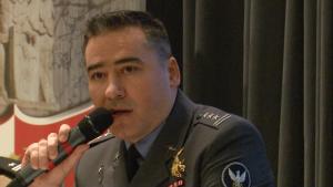 płk dr hab. Bogdan GRENDA Obrona powietrzna w systemie bezpieczeństwa państwa fot. ŚWIECZAK