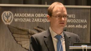 Piotr Jutkiewicz, 4CF SP Z O.O. Obrona powietrzna w systemie bezpieczeństwa państwa fot. ŚWIECZAK