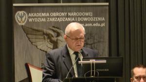 Marek BOREJKO PGZ S.A. Obrona powietrzna w systemie bezpieczeństwa państwa fot. ŚWIECZAK
