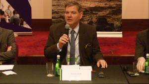 Grzegorz Cydejko, Forbes Konferencja: Co szczyt klimatyczny w Paryżu oznacza dla Polski i polskich miast? fot. ŚWIECZAK