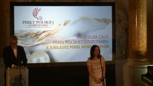 XIII Wielka Gala Pereł Polskiej Gospodarki fot. ŚWIECZAK