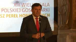Janusz Piechociński Wicepremier, Minister Gospodarki XIII Wielka Gala Pereł Polskiej Gospodarki fot. ŚWIECZAK