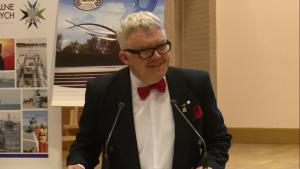 Jarosław Cyrynger Prezes STS 30-lecie pierwszego przeszczepu serca fot. ŚWIECZAK