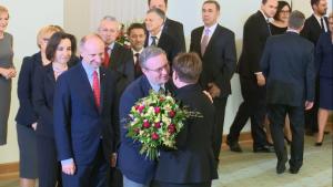 Beata Szydło desygnowana na Prezesa Rady Ministrów fot. ŚWIECZAK