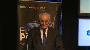 Krzysztof Tchórzewski, Minister Energetyki XXII Konferencja Energetyczna EuroPOWER fot. ŚWIECZAK