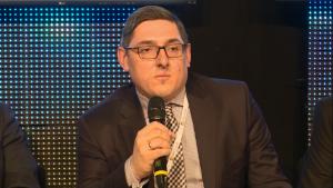 Bartosz Krysta, Prezes Zarządu Enea Trading XXII Konferencja Energetyczna EuroPOWER fot. ŚWIECZAK