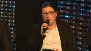 Małgorzata Krasnodębska-Tomkiel, Partner, Kancelaria Prawna Hansberry Tomkiel XXII Konferencja Energetyczna EuroPOWER fot. ŚWIECZAK