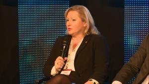 Małgorzata Szymańska, Dyrektor Departamentu Ropy i Gazu, Ministerstwo Gospodarki XXII Konferencja Energetyczna EuroPOWER fot. ŚWIECZAK