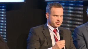Adam Jaros, Dyrektor, Obszar Handlu Hurtowego Produktami Rafineryjnymi, PKN ORLEN S.A. XXII Konferencja Energetyczna EuroPOWER fot. ŚWIECZAK