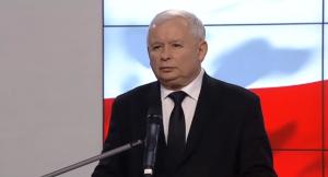Prezes Jarosław Kaczyński Szydło przestawiła skład rządu fot. ŚWIECZAK
