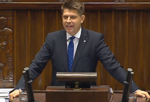 Ryszard Petru o exposé premier Beaty Szydło fot. ŚWIECZAK
