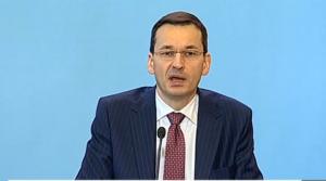 Mateusz Morawiecki Minister Rozwoju Morawiecki: ratujemy 9 miliardów euro ze środków unijnych fot. ŚWIECZAK