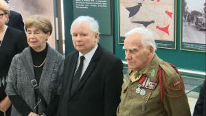 """Wystawa """"Insygnia Wolności"""" w Senacie fot. ŚWIECZAK"""