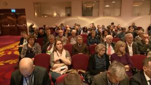 Konferencja: Co szczyt klimatyczny w Paryżu oznacza dla Polski i polskich miast? fot. ŚWIECZAK